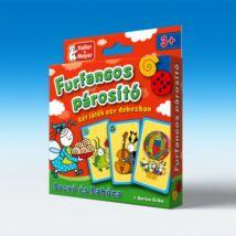 Bogyó és Babóca Furfangos párosító -kártyajáték