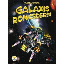 Galaxy Trucker angol kiadás