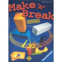 Ravensburger Make'n Break compact társasjáték