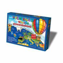 Föld körüli utazás gyermekeknek társasjáték - Noris
