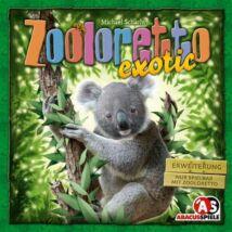 Zooloretto Exotic (Zooloretto kiegészítő)