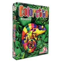 Coloretto 2017-es kiadás