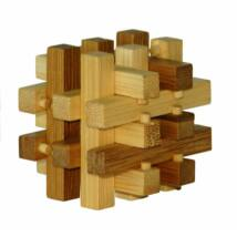 3D Bambusz puzzle -Slide****473132