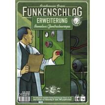 Funkenschlag (Power Grid) 2. kiegészítő: Benelux Államok/Közép-Európa