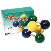 Mini atom-puzzle