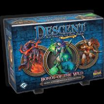 Descent 2nd Edition - Bonds of the Wild kiegészítő