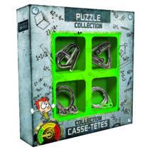 Puzzles collection JUNIOR Metal