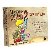 Munchkin Zombik 2 - Kar-hatalom