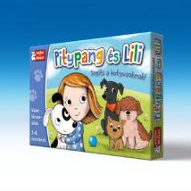 Pitypang és Lili - Segíts a kutyusoknak!