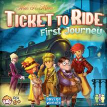 Ticket to Ride: First Journey (Amerika)