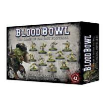 Blood Bowl: Scarcrag Snivellers goblin csapat