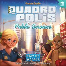 Quadropolis: Public Services kiegészítő