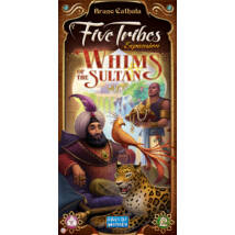 Five Tribes: Whims of the Sultan kiegészítő