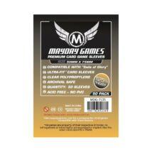 Mayday Premium kártyavédő (sleeve) -50*75 mm (50 db/csomag)