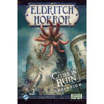 Eldritch Horror: Cities in Ruin kiegészítő