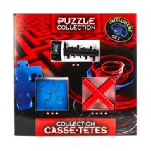 Puzzles collection INTELLIGENT