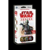Star Wars Sorsok: Boba Fett kezdőcsomag