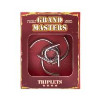 Grand Masters Puzzle Triplets