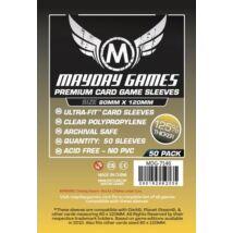 Mayday Magnum Ultra-Fit kártyavédő (sleeve) - 80*120 mm, Dixit méret (50 db/csomag)