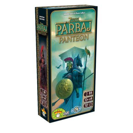 7 Csoda: Párbaj - Panteon