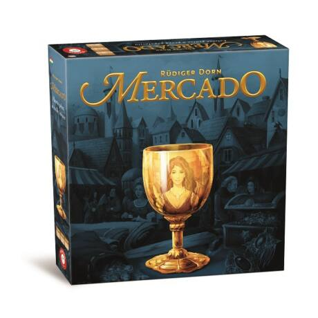 Mercado (magyar kiadás)