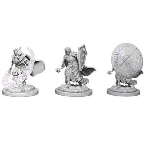 D&D Nolzur's Marvelous Miniatures: Elf Cleric Male