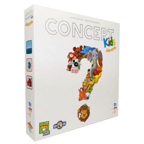 Concept Kids: Állatok