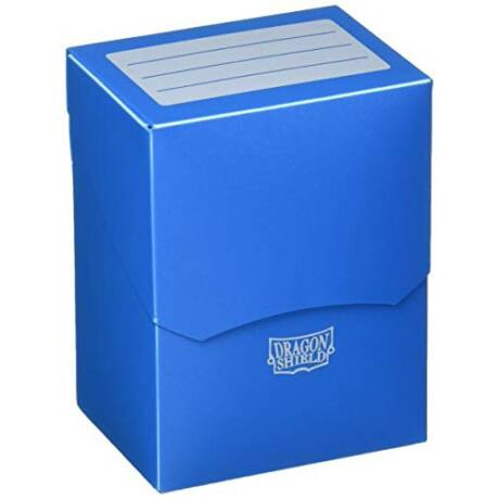 Dragon Shield: Deck Shell: 75+ Kék