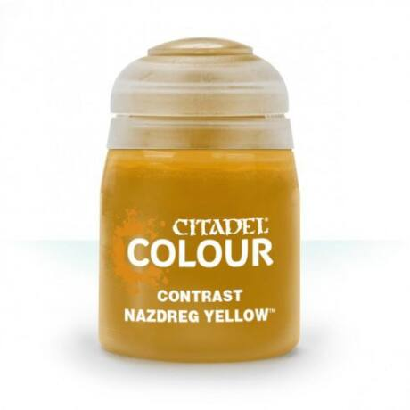 Citadel Contrast: Nazdreg Yellow (18ml)