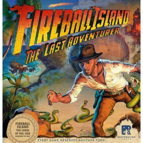 Fireball Island: The Last Adventurer kiegészítő