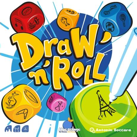 Draw N' Roll