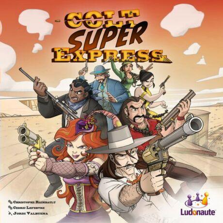 Colt Super Express (skandináv kiadás)