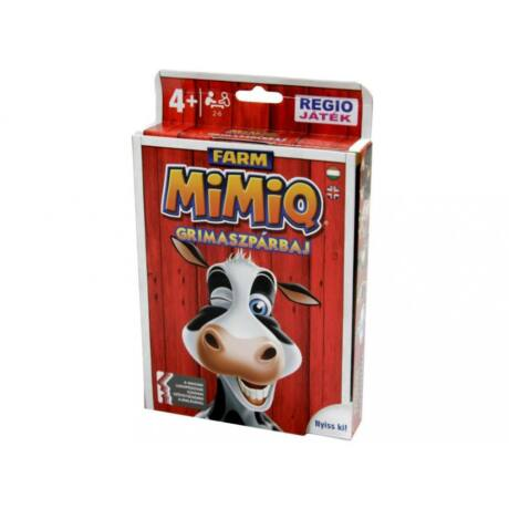 MIMIQ - Állati Grimaszpárbaj