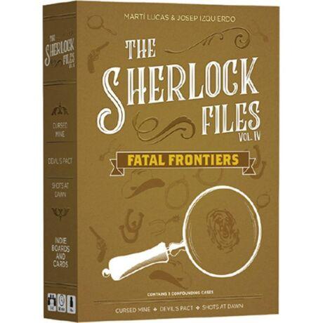 The Sherlock Files: Fatal Frontiers