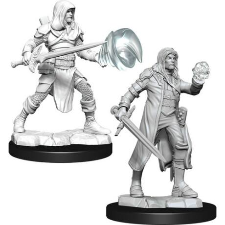 D&D Nolzur's Marvelous Miniatures: Multiclass Fighter/Wizard