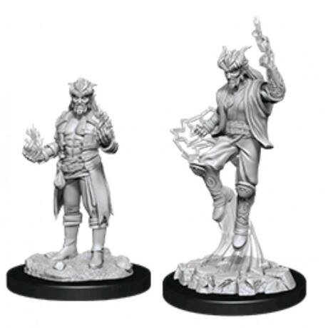 D&D Nolzur's Marvelous Miniatures: Tiefling Sorcerer Male Wave12