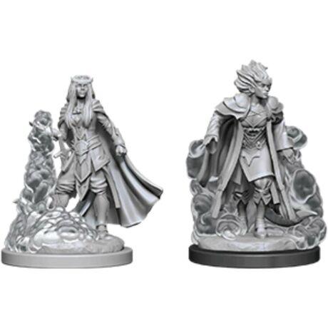 D&D Nolzur's Marvelous Miniatures: Tiefling Sorcerer Female Wave12
