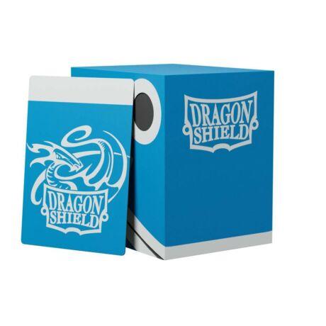Dragon Shield: Double Deck Shell: 150+ Kék/Fekete