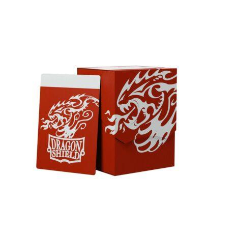 Dragon Shield: Deck Shell: 100+ Piros/Fekete