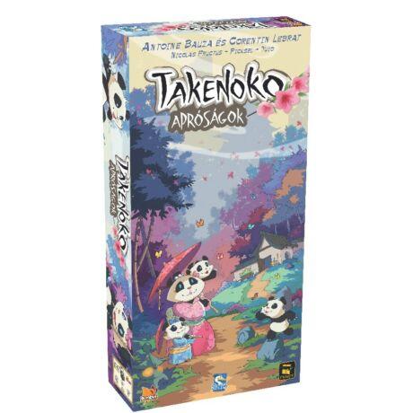 Takenoko: Apróságok