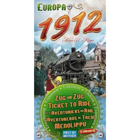 Ticket to Ride : Europe 1912 kiegészítő
