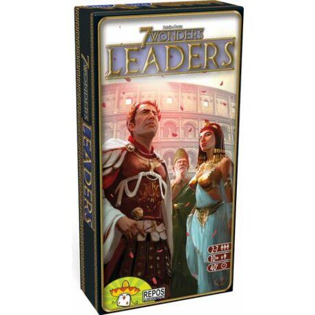 7 Wonders - Leaders kiegészítő