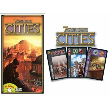 7 Wonders - Cities kiegészítő