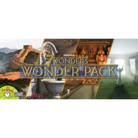 7 Wonders: Wonder Pack (kiegészítő csodák)