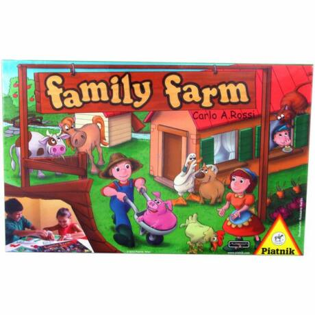 Family Farm társasjáték