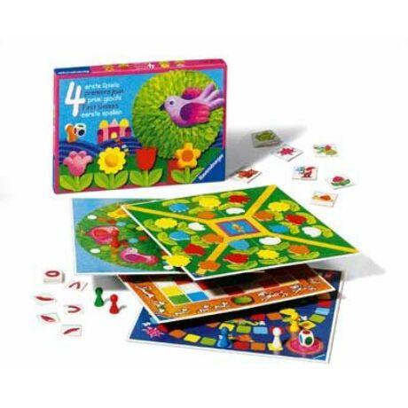 Ravensburger 4 elsö játékom társasjáték