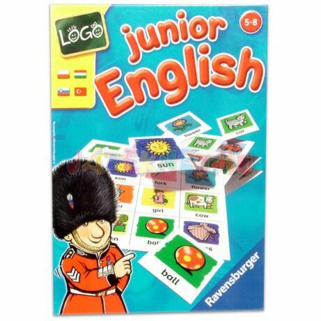 Ravensburger Logo Junior English oktató játék