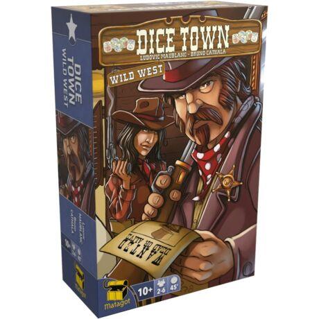 Dice Town: Wild West kiegészítő