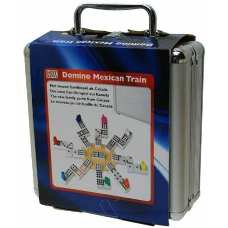 Domino Mexican Train dupla 12 - 695143