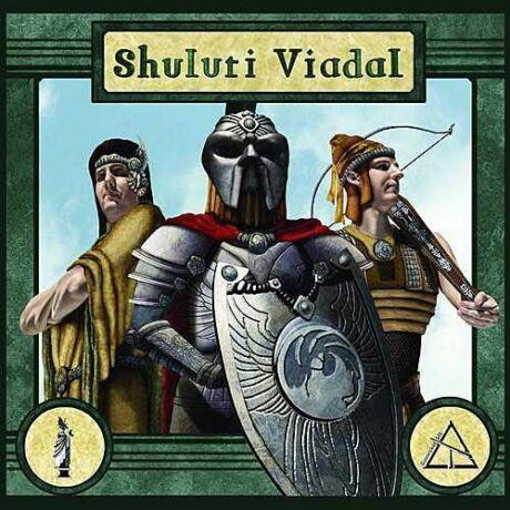 Shuluri Viadal - M.A.G.U.S. avagy a kalandorok krónikái